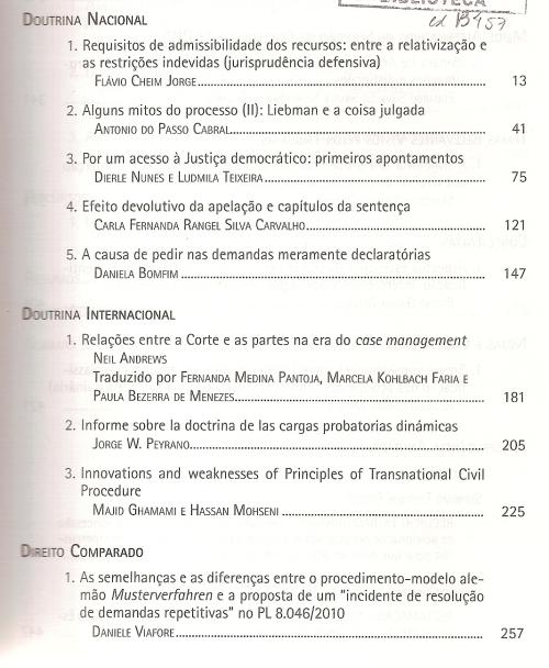 Revista de Processo 2170001