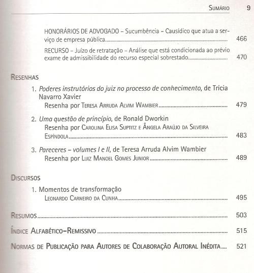Revista de Processo 2170003