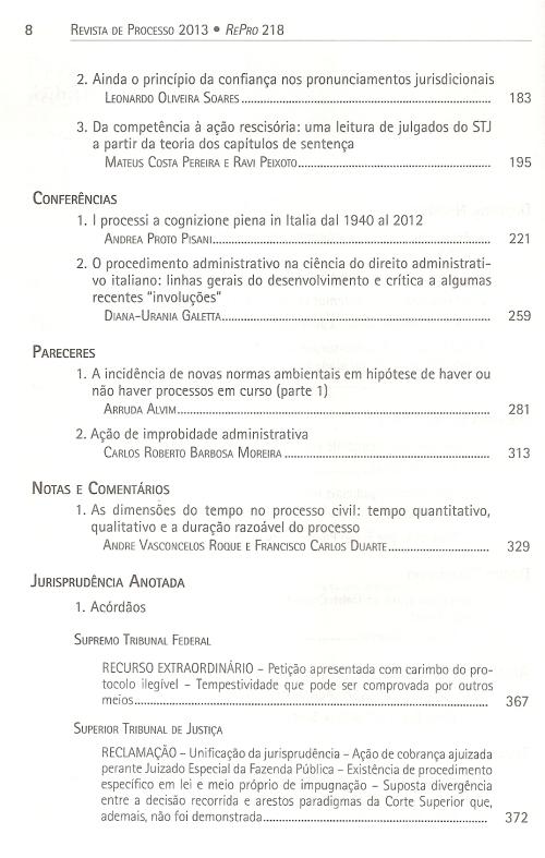 Revista de Processo 2180002