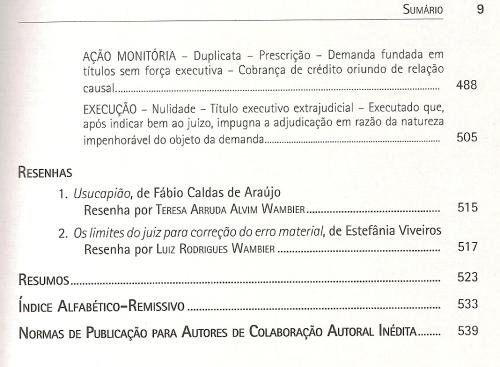Revista de Processo 2210003