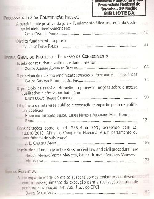 Revista de Processo 2240002