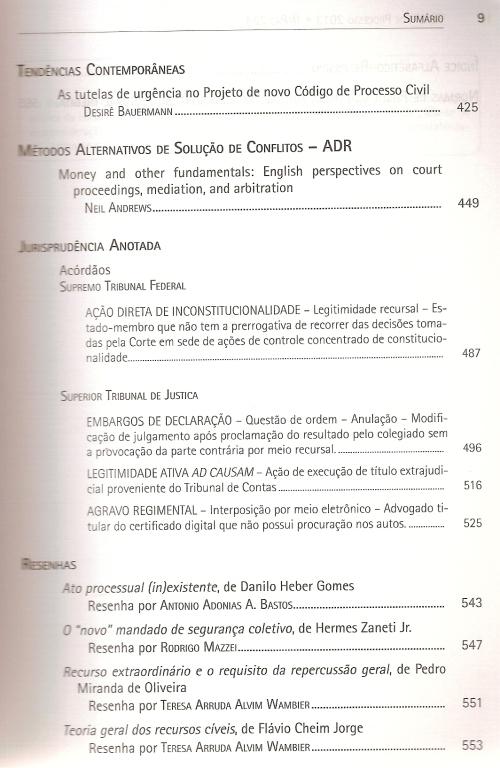 Revista de Processo 2240004