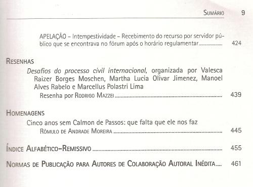 Revista de Processo 2260004