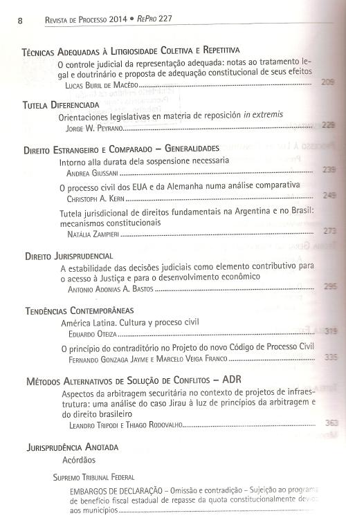 Revista de Processo 2270003