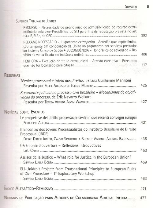 Revista de Processo 2270004