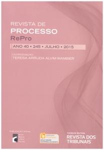 Revista de Processo 245