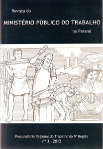 Revista do MPT no Paraná nº 3 - capa0001