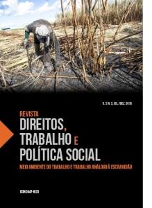 revsita direitos, trabalho e política social