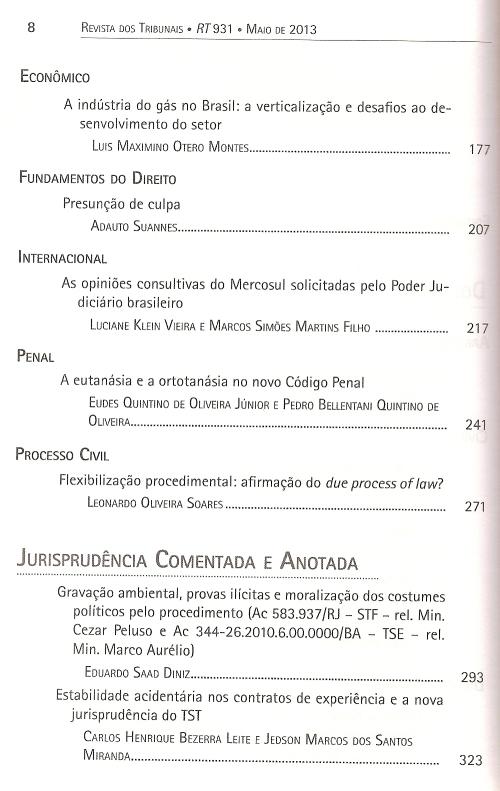 Revista dos Tribunais 9310003