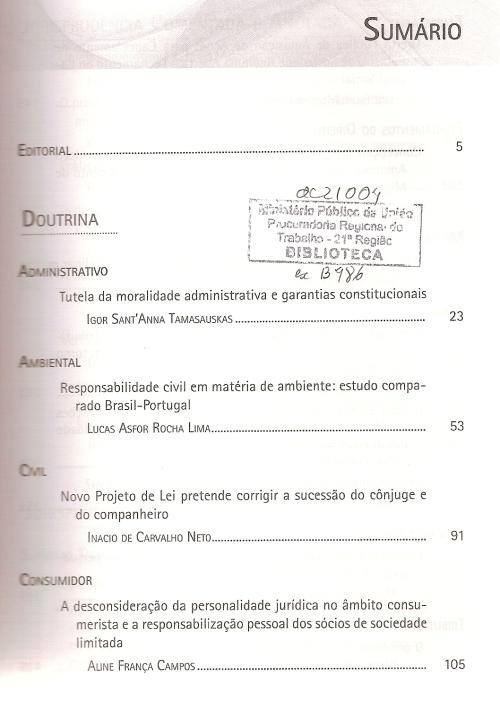 Revista dos Tribunais 9320002