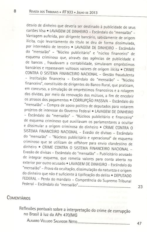 Revista dos Tribunais 9330002