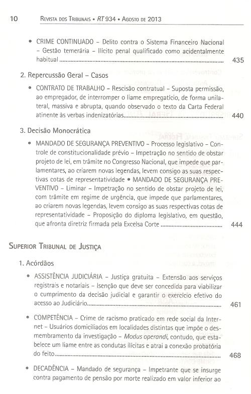 Revista dos Tribunais 9340004