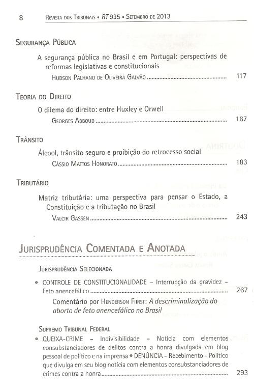 Revista dos Tribunais 9350003
