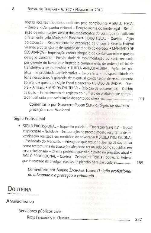 Revista dos Tribunais 9370003