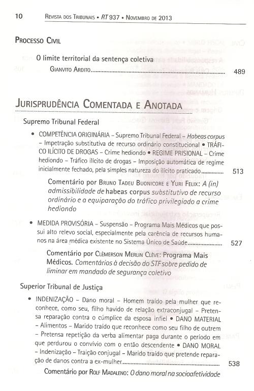 Revista dos Tribunais 9370005