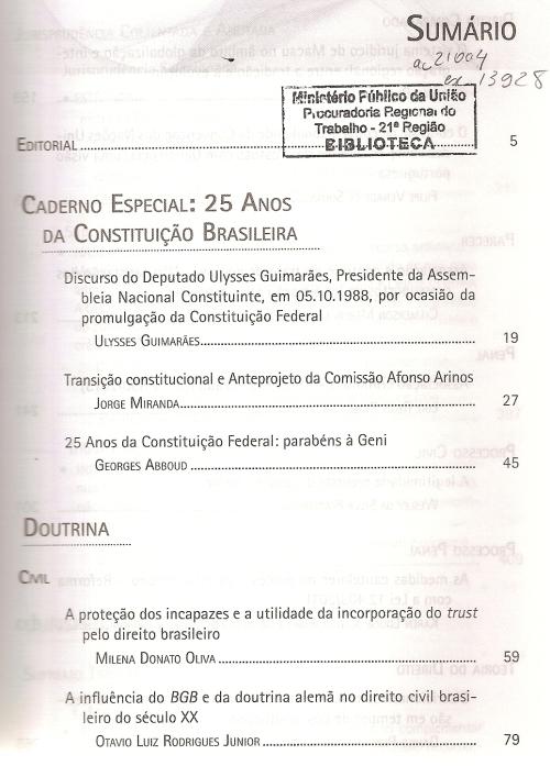 Revista dos Tribunais 9380002