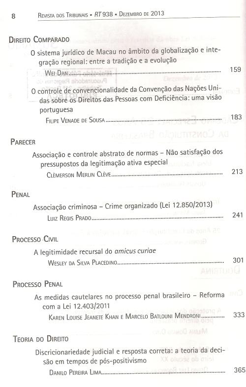 Revista dos Tribunais 9380003