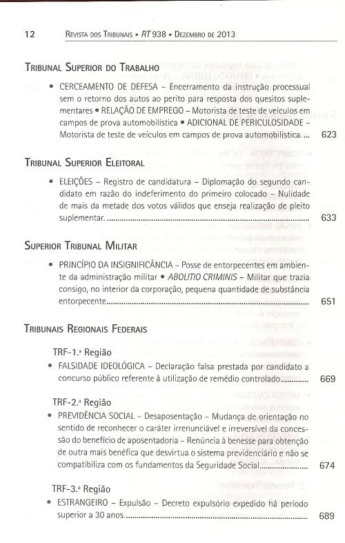Revista dos Tribunais 9380007