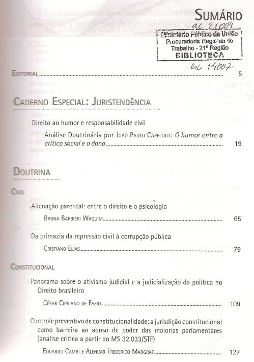 Revista dos Tribunais 9390002