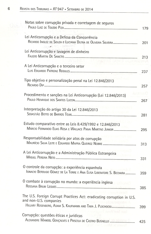 Revista dos Tribunais 9470003
