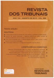 revista dos tribunais