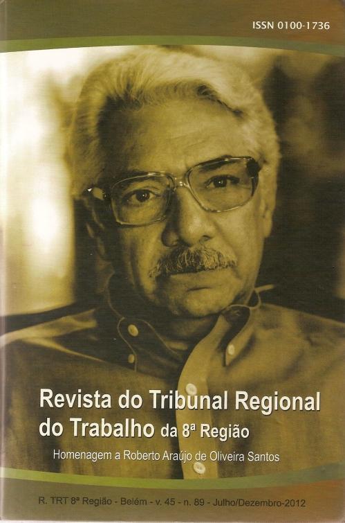 Revista do TRT da 8ª Região0001