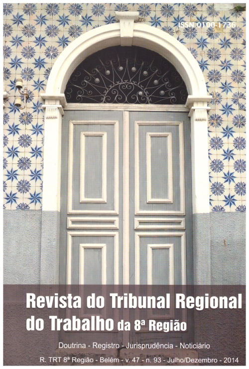 Revista do TRT8