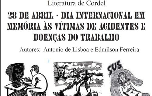 28 de abril - literatura de cordel
