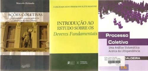 3 livros 42