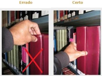 lombadas livros