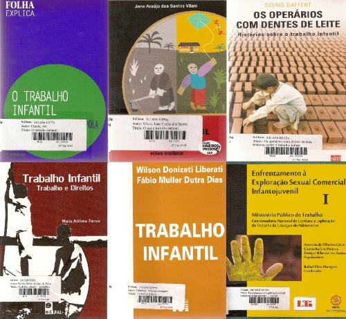 3 livros 44 - trabalho infantil