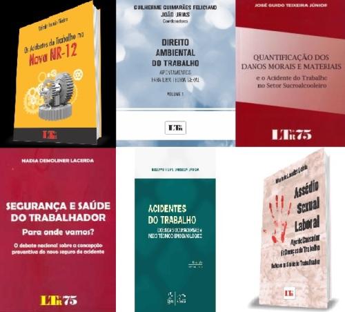 3 livros 52 + 3 livros