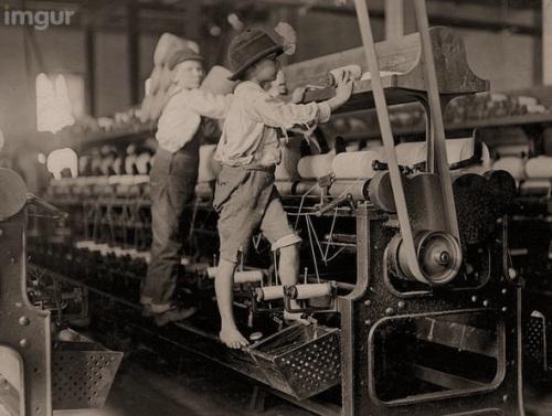Trabalho infantil 1909