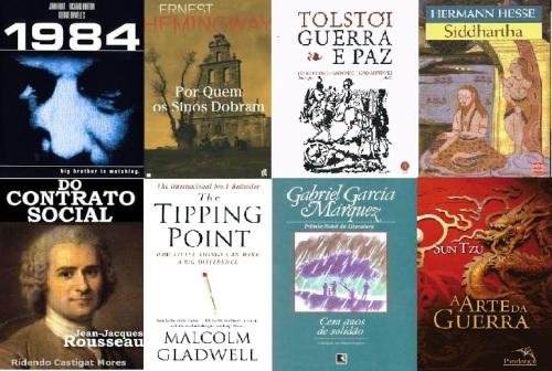 20 livros que um homem deve ler