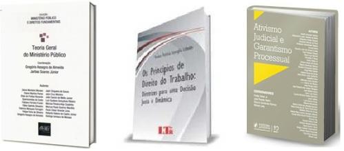 3 livros 60