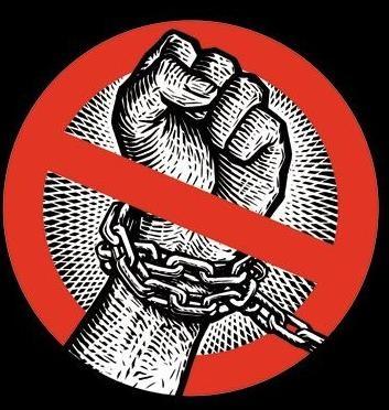 trabalho escravo - logomarca
