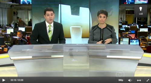 Assédio MOral - Jornal Hoje