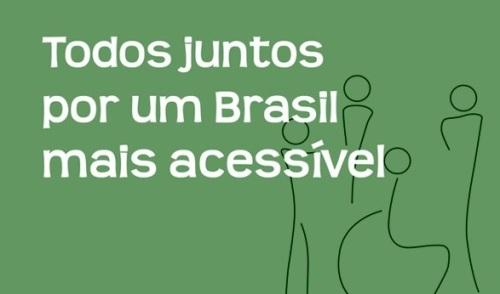 todos junto brasil acessível