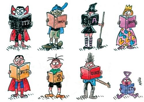 humor bibliotecário 8