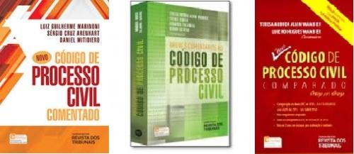 3 livros 79 - NCPC